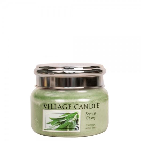 Sage & Celery 11oz 2-Docht Village Candle