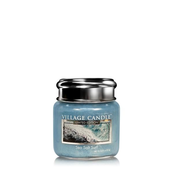 Sea Salt Surf 3.75 oz LE Glas Village Candle