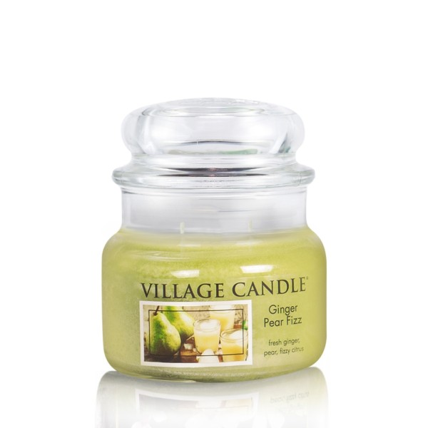Ginger Pear Fizz 11oz 2-Docht Village Candle