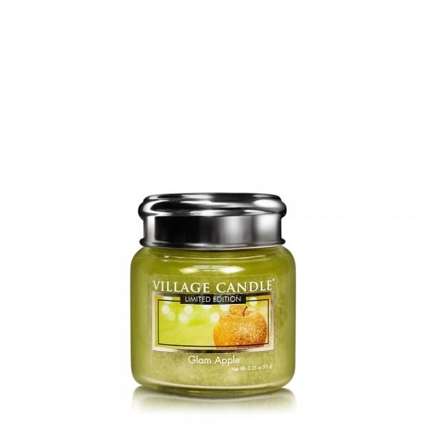 Glam Apple 3.75 oz LE Glas Village Candle