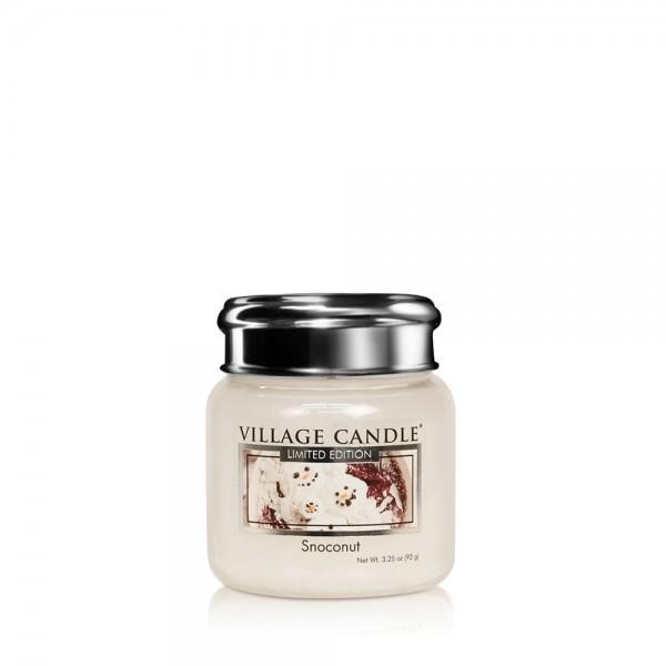 Snoconut 3.75 oz LE Glas Village Candle
