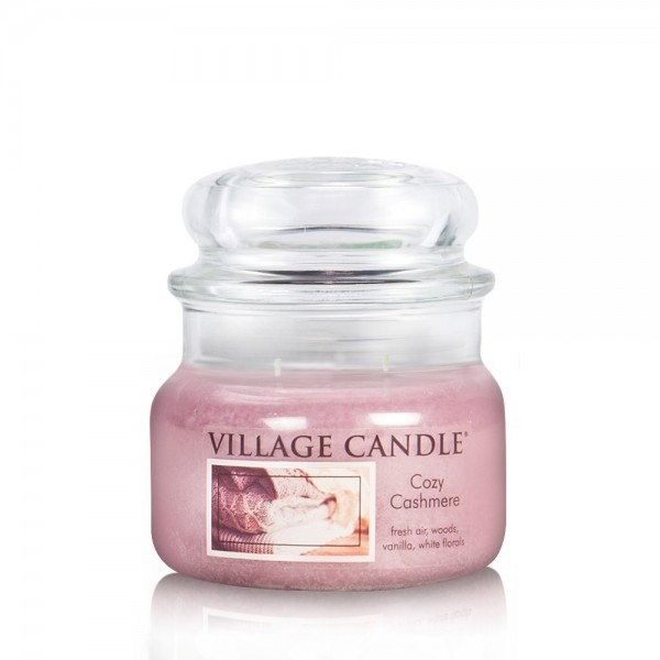 Cozy Cashmere 11oz 2-Docht Village Candle