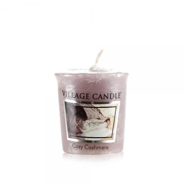 Cozy Cashmere Votivkerzen Village Candle