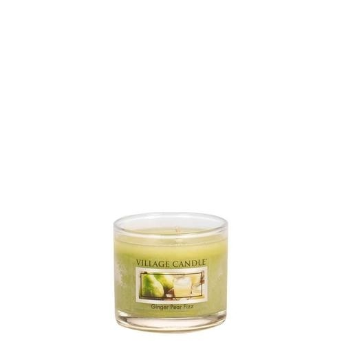 Ginger Pear Fizz Mini Glas Village Candle
