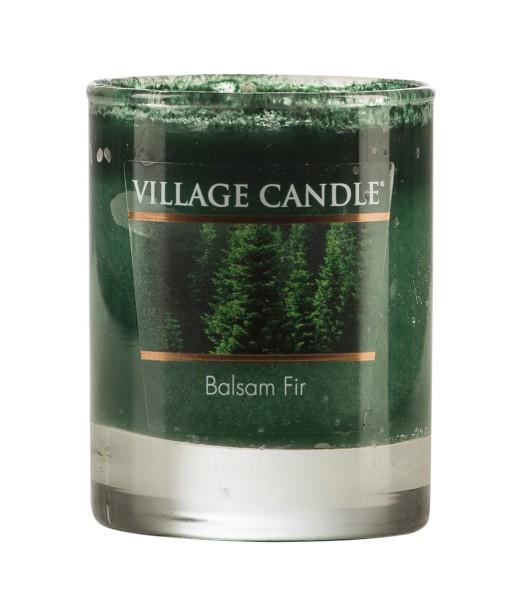 Balsam Fir 1.75oz Votiv Glas Village Candle