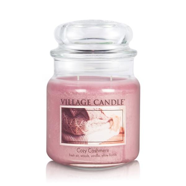 Cozy Cashmere 16oz 2-Docht Village Candle