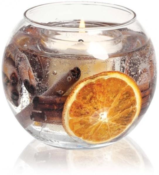 Rundglas Orange Cinnamon