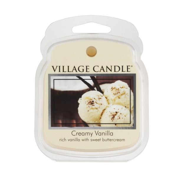Creamy Vanilla Melts