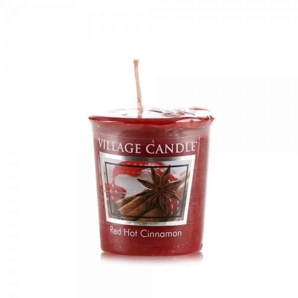 Red Hot Cinnamon Votivkerze