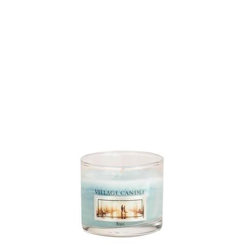Rain Mini Glas Village Candle