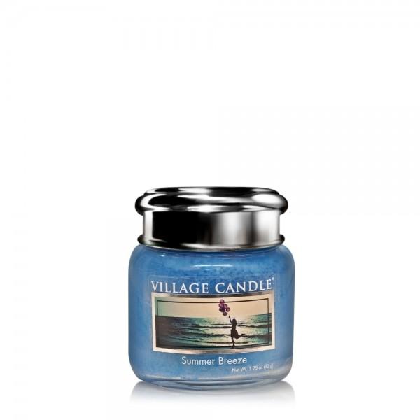 Summer Breeze 3.75 oz Glas Village Candle
